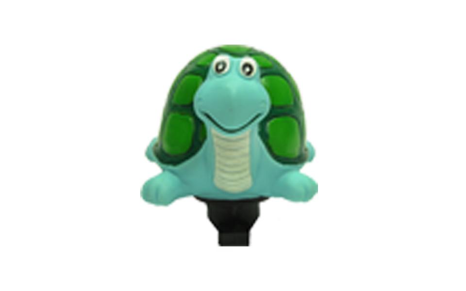 Buzina Infantil em borracha atóxica tipo Tartaruga