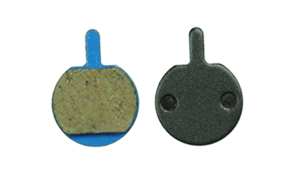 Pastilha freio a Disco CALYPSO XC 5 Comp