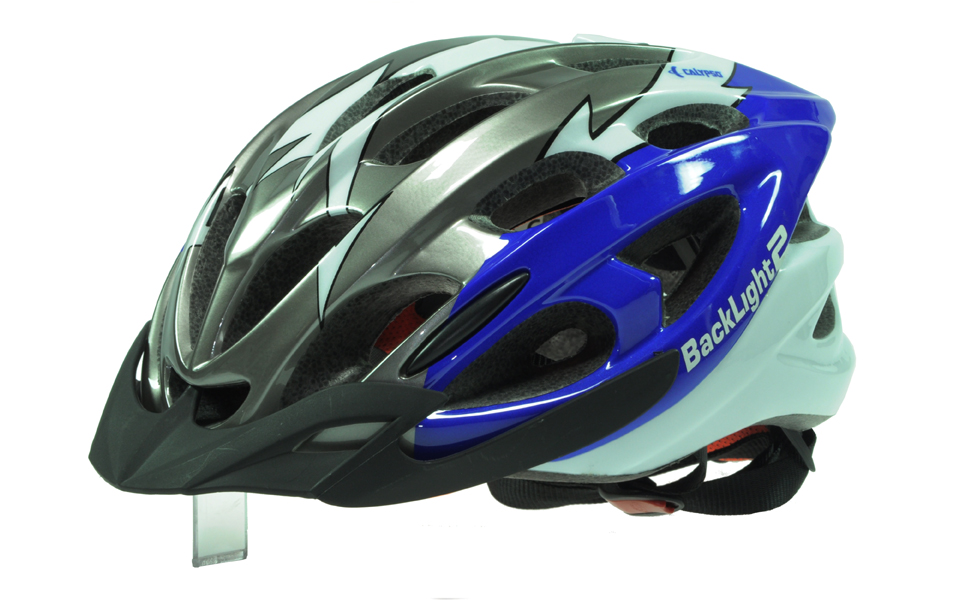 Capacete CALYPSO BACK LIGHT 2 XC