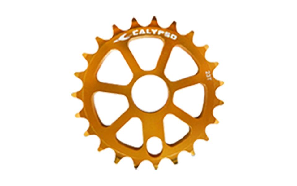 Coroa CALYPSO BMX Dourada