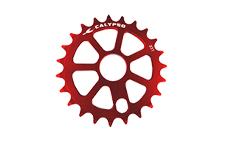 Coroa CALYPSO BMX Vermelho