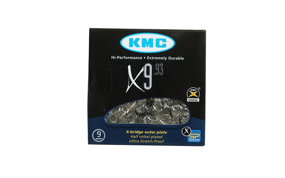 Corrente KMC X9 MTB