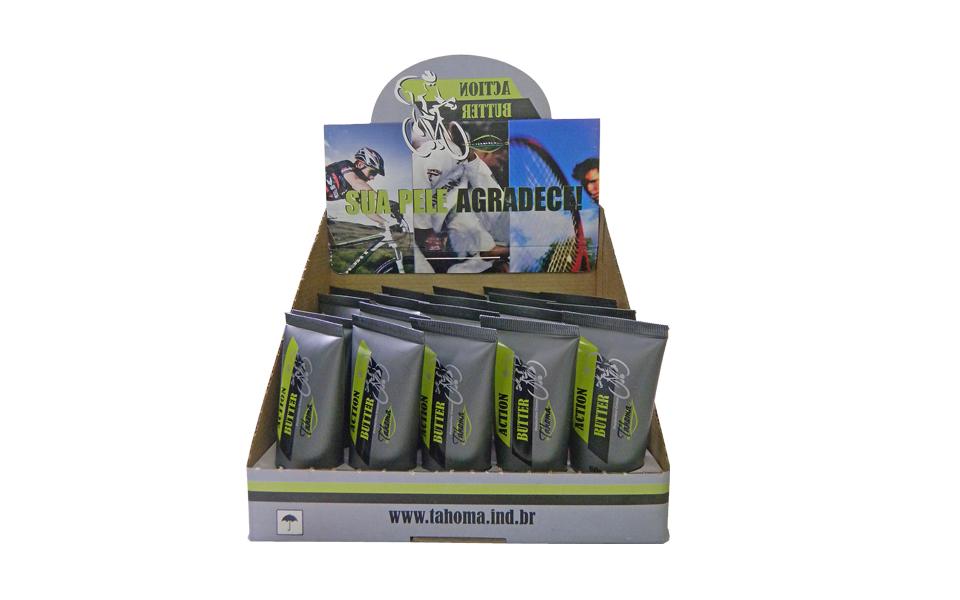 Action Butter Creme Anti-Atrito e cicatrizante 60g