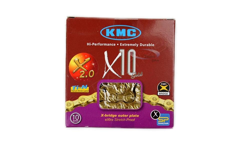 Corrente KMC GOLD X10