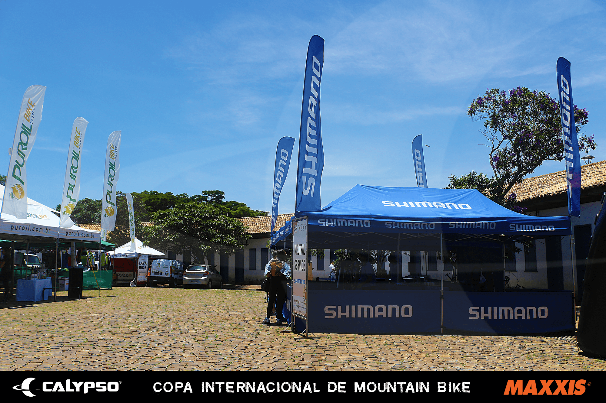 Copa Internacional de Moutain Bike - Congonhas - MG